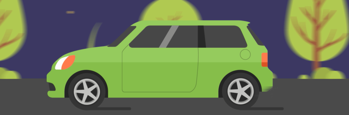2d Car Animation Tutorial In After Effects Pixelbyme