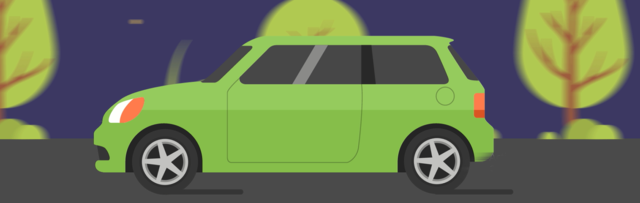 2D Car Animation Tutorial in After Effects
