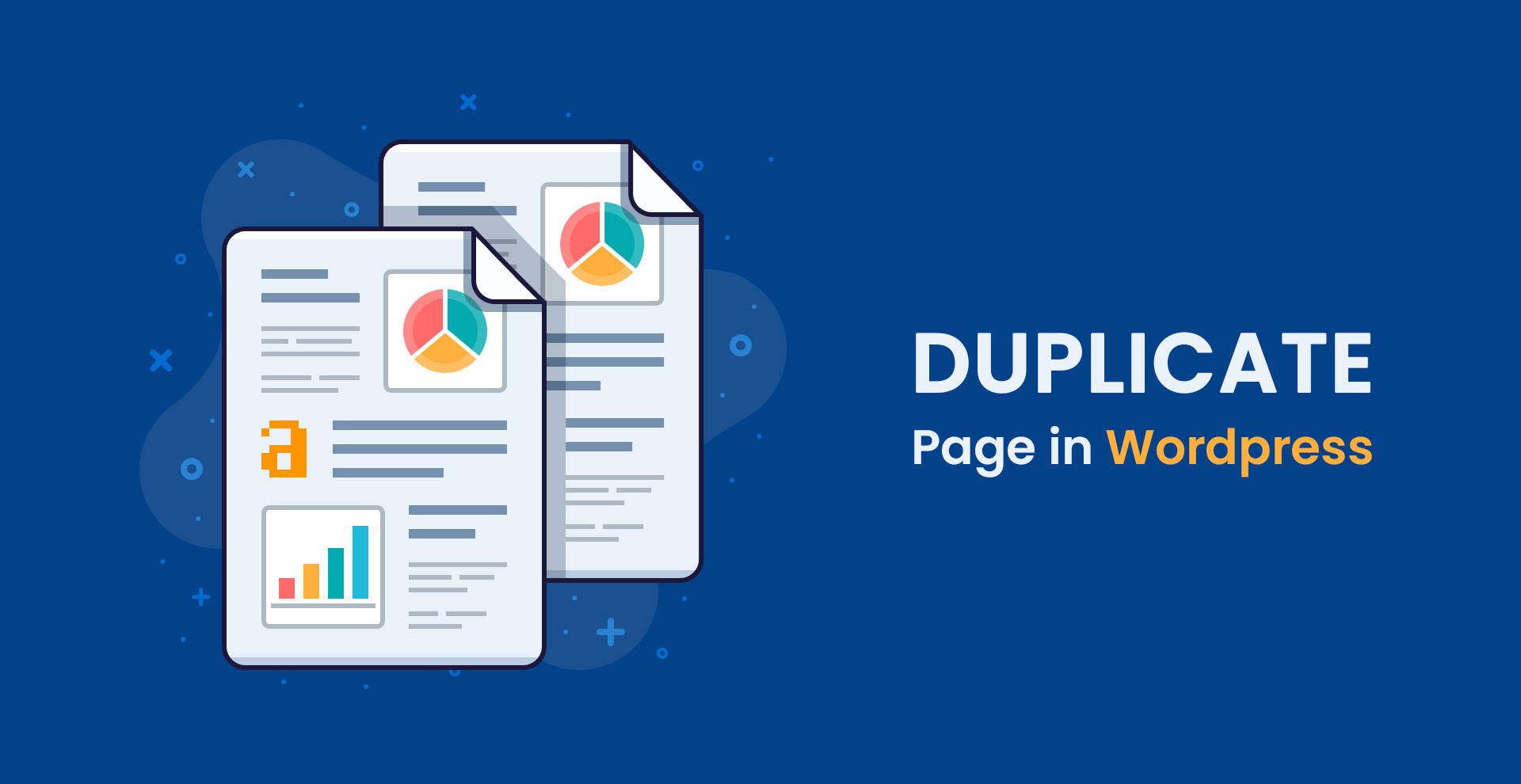 Duplicate page in WordPress