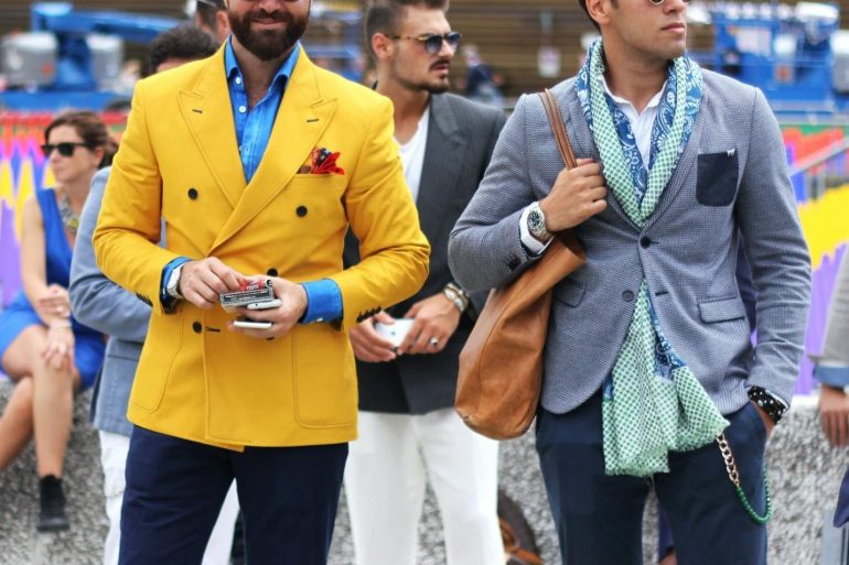Aesthetic Men's Clothing